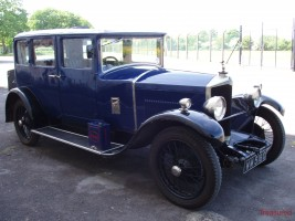 1930 Crossley 15.7hp Delux Six-Light Classic Cars for sale