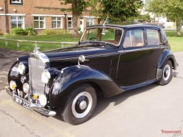 1952 Bentley Mk VI H.J.Mulliner Classic Cars for sale