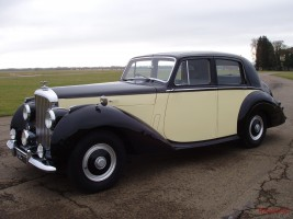1953 Bentley R-Type Classic Cars for sale