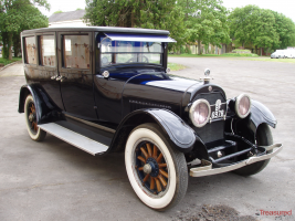 1923 Cadillac V8 Town Sedan Classic Cars for sale