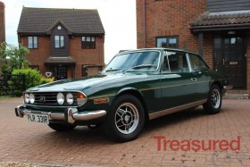 1976 Triumph Stag Classic Cars for sale