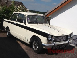 1967 Triumph Vitesse Classic Cars for sale