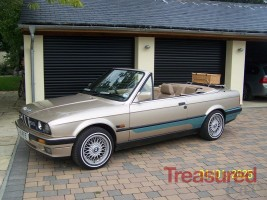 1992 BMW 320i E30 Classic Cars for sale