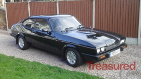 1986 Ford Capri Classic Cars for sale