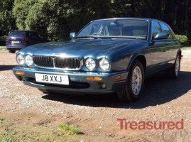 2001 Jaguar XJ8 3.2 Classic Cars for sale