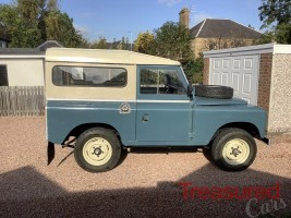 1972 Land Rover 88 Classic Cars for sale