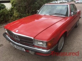 1982 Mercedes-Benz 300SL Classic Cars for sale