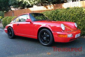 1992 Porsche 911 Carrera 2 Classic Cars for sale
