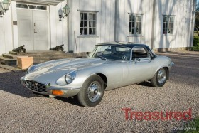 1973 Jaguar E TYPE Series 3 V12 Roadster Classic Cars for sale