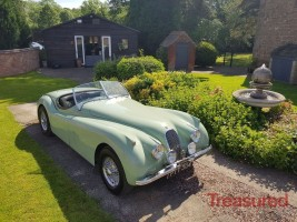 1953 Jaguar XK120 Classic Cars for sale