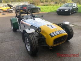 1962 Lotus Seven Classic Cars for sale