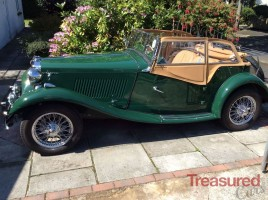1953 MG TD Classic Cars for sale