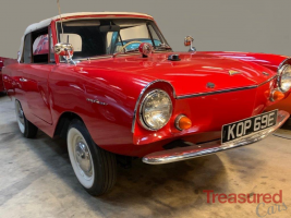 1967 Amphicar CV770 Classic Cars for sale