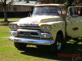 1959 GMC Fleet Side Pick Up Classic Cars for sale