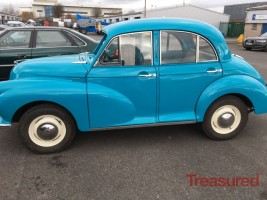 1958 Morris Minor Classic Cars for sale
