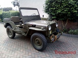 1955 Willys Jeep Classic Cars for sale