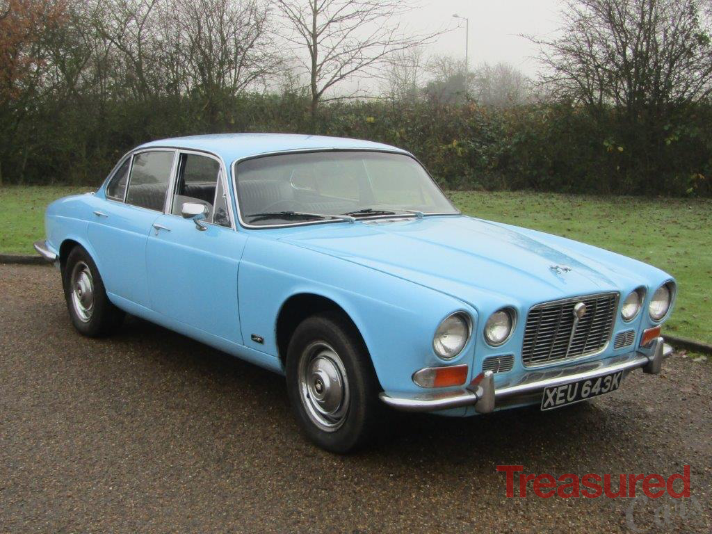 1972 Jaguar XJ6 4.2 Classic Cars for sale - Treasured Cars