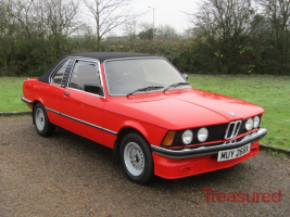 1981 BMW 320 Bauer Cabriolet Classic Cars for sale