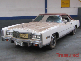 1976 Cadillac Eldorado Classic Cars for sale