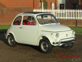 1970 Fiat 500 Classic Cars for sale