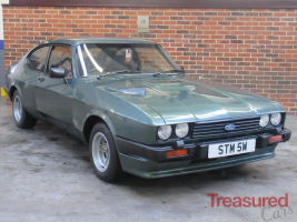 1981 Ford Capri 3.0 Ghia Classic Cars for sale