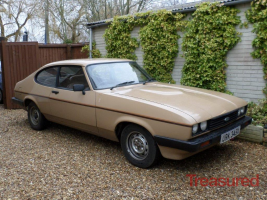 1981 Ford Capri Classic Cars for sale