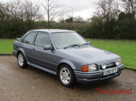 1989 Ford Escort RS turbo Classic Cars for sale