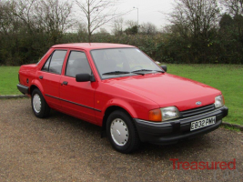 1988 Ford Orion Classic Cars for sale