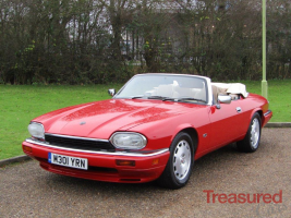 1995 Jaguar XJS 4.0 Classic Cars for sale