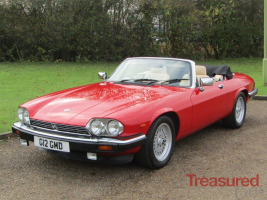 1989 Jaguar XJS V12 Convertable Classic Cars for sale