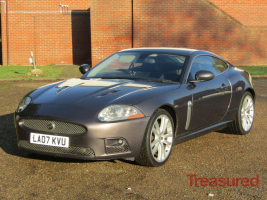 2007 Jaguar XKR 4.2 Supercharged Classic Cars for sale