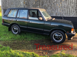 1994 Land Rover Range Rover Vogue Classic Cars for sale