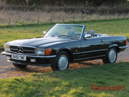 1987 Mercedes-Benz 420 SL Classic Cars for sale
