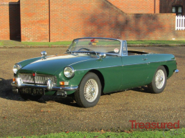 1965 MG B Roadster Classic Cars for sale