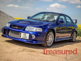 2000 Mitsubishi Lancer Evolution VI Classic Cars for sale