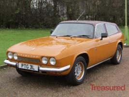 1973 Reliant Scimitar GTE Classic Cars for sale