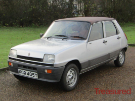 1982 Renault 5 Classic Cars for sale