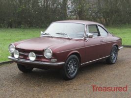 1966 Simca 1000 Bertone Coupe Classic Cars for sale