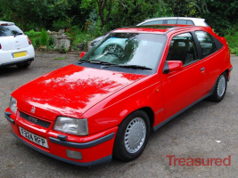 1989 Vauxhall Astra GTE 16V Classic Cars for sale
