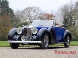 1939 Lagonda V12 Drophead Coupe Classic Cars for sale