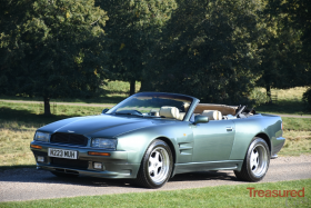 1995 Aston Martin VIrage 5.3 Volante Wide Body Classic Cars for sale