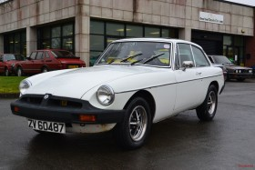 1978 MG B GT Classic Cars for sale