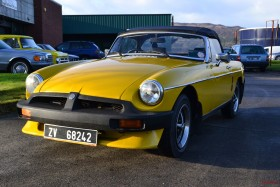 1979 MG B Roadster Classic Cars for sale
