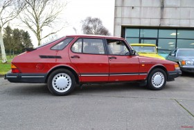 1989 Saab 900 Classic Cars for sale