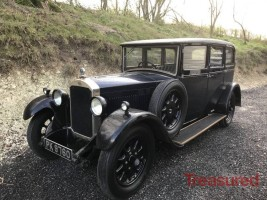1929 Humber 16/50 Classic Cars for sale