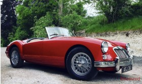 1958 MG A Roadster Classic Cars for sale