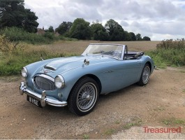 1964 Austin Healey 3000 Classic Cars for sale