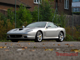 2003 Ferrari 575M Maranello F1 Classic Cars for sale
