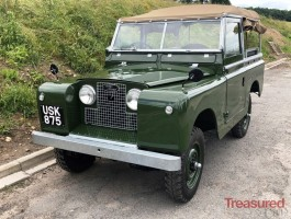1959 Land Rover Series II Classic Cars for sale
