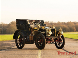 1900 Panhard Levassor 16hp Rear Entrance Tonneau Classic Cars for sale